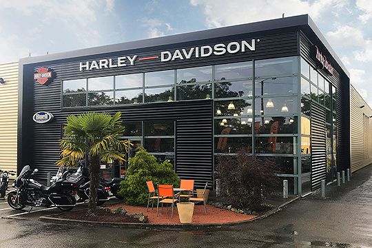Concession Harley Davidson